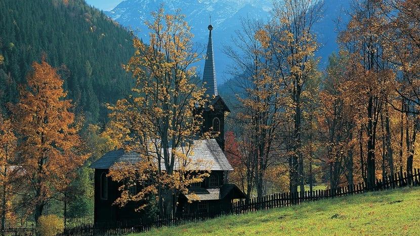 iglesia Eslovaquia