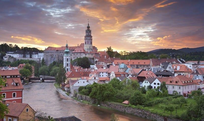 ciudad República Checa