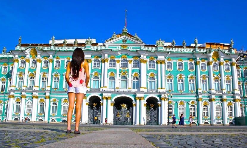 palacio de Rusia
