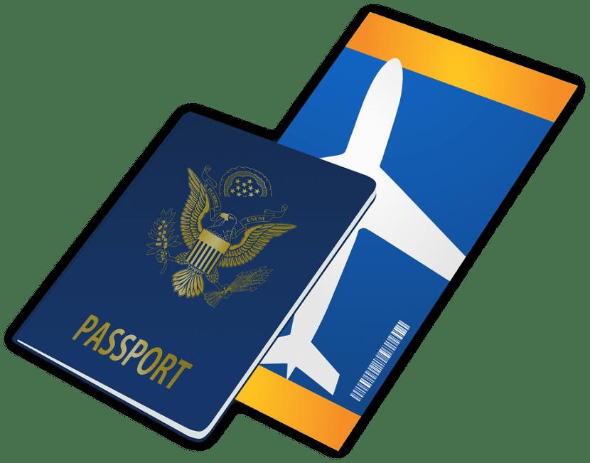 Pasaporte o número de VISA