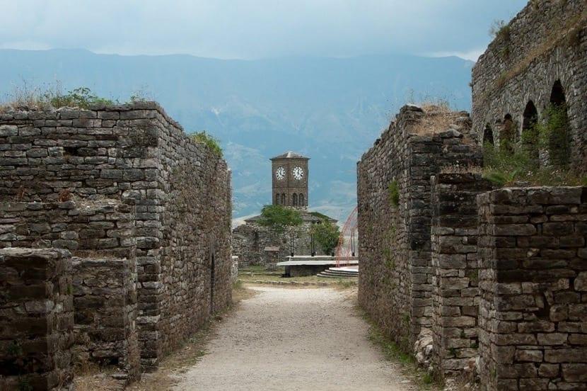 Gjirokastra en Albania