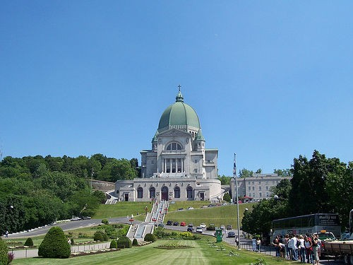 Basílica de San José en Montreal