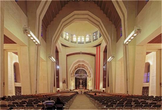 Basílica de San José interior