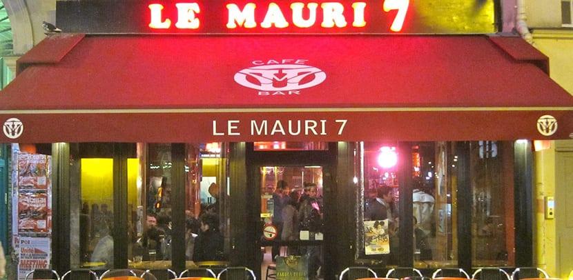 Mauri 7 en París