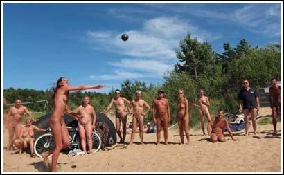 nudistas brasil Playas de