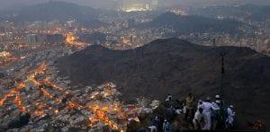 Hajj en La Meca