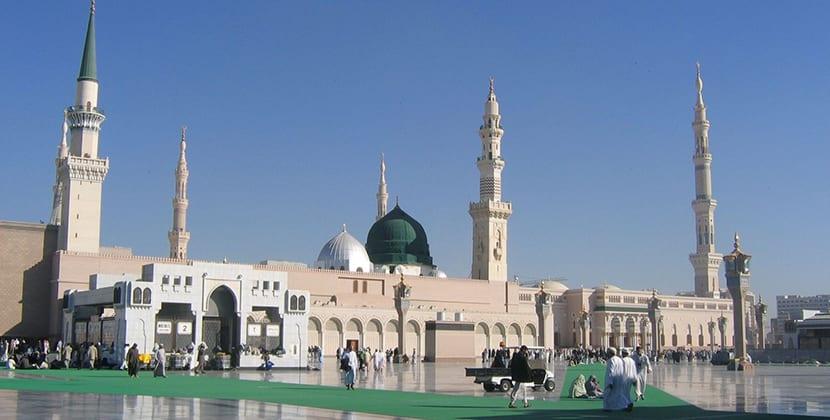 Medina en La Meca