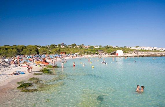 Binigaus playa nudista