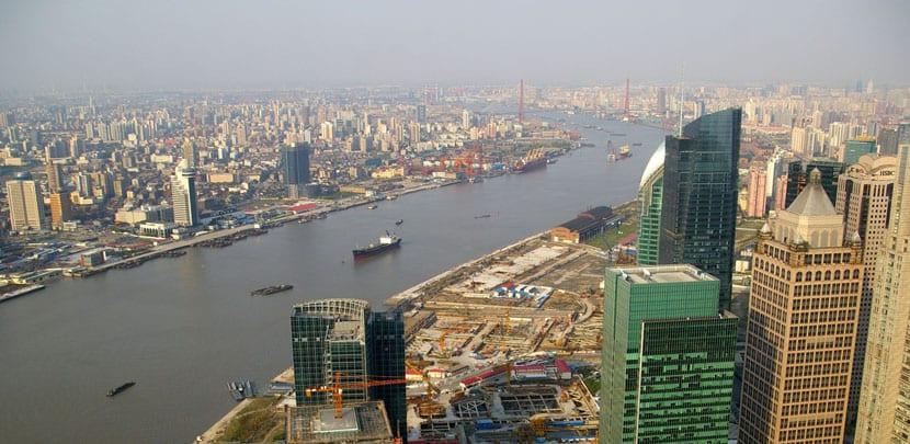 Foto Río shanghái