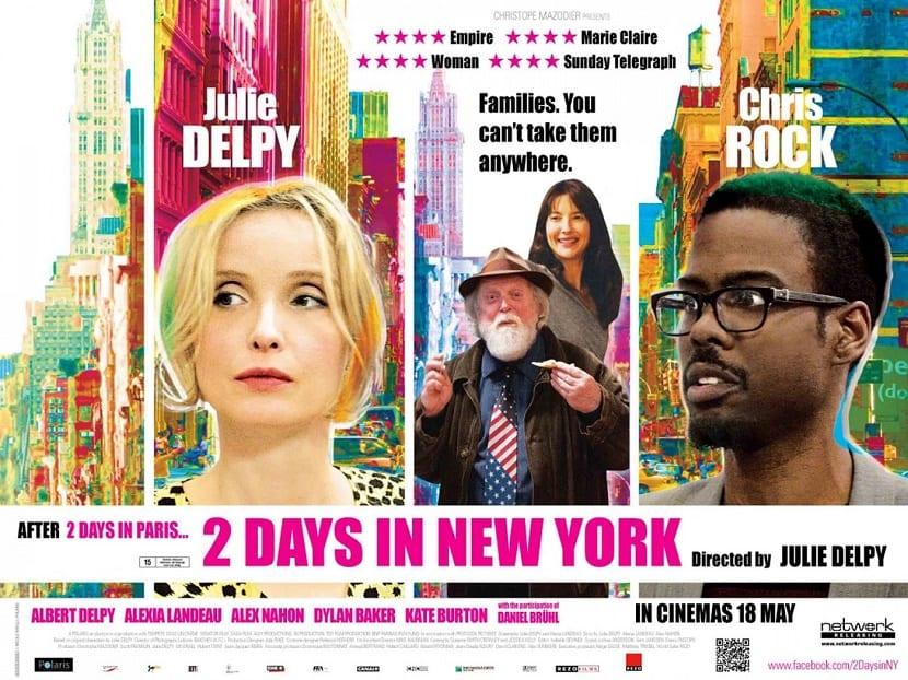 2 días en nueva york
