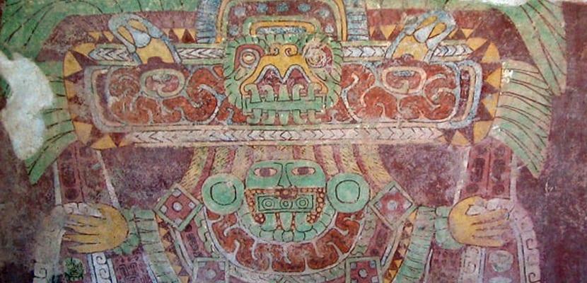 Murales de Teotihuacan