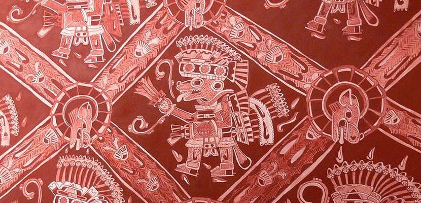 Palacio ateleco de Teotihuacan