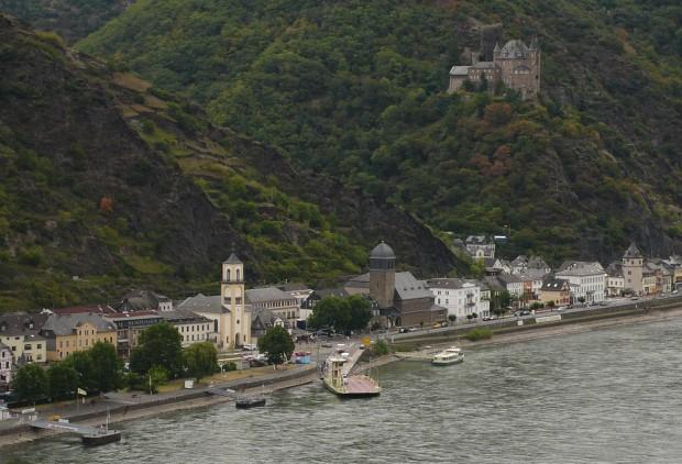 El Valle del Rin entre Mainz y Koblenz