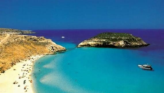 Italia Lampedusa Conigli