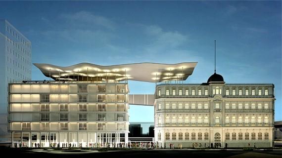 Nuevo museo MAR Río de Janeiro