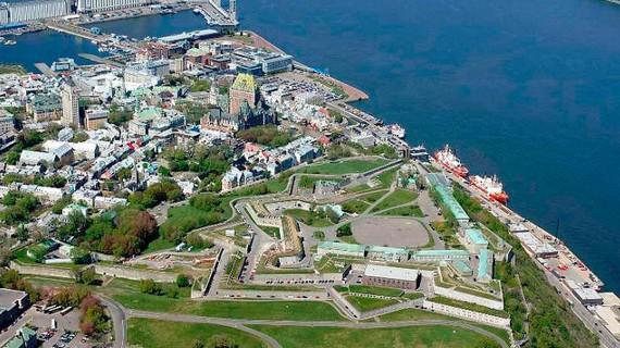 Ciudadela Québec Canadá