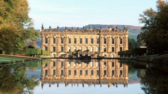 Chatsworth House Inglaterra