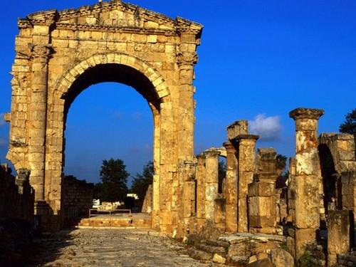 Ruinas de Tiro