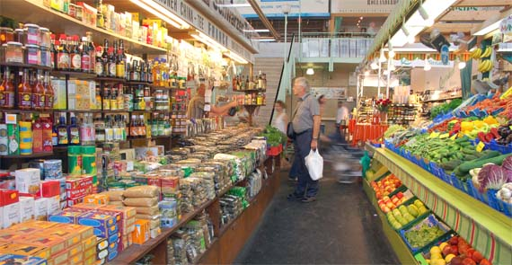 Visitar los mercados de Frankfurt es algo obligado a la hora de ir de compras por Frankfurt