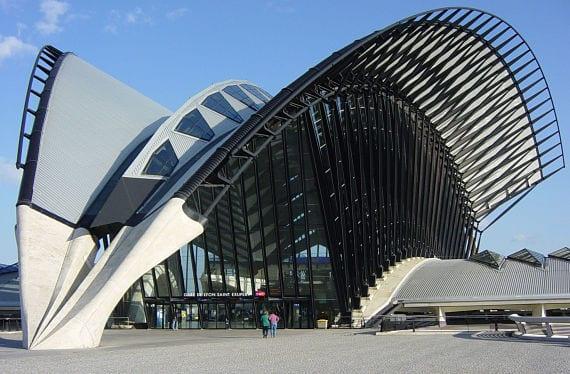 St. Exupery Gare TGV
