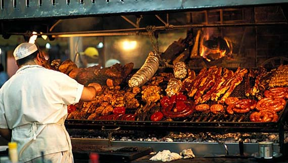 Todo un paraíso para los amantes de la carne