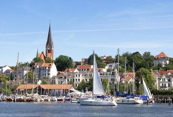 Flensburg, ciudad alemana con alma danesa