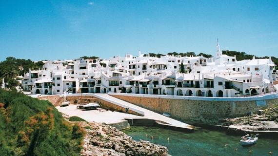 Binibeca Menorca Baleares