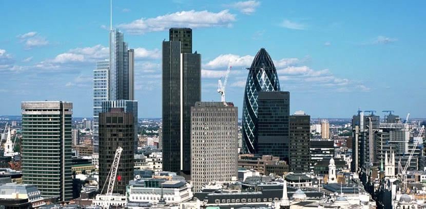 Edificios de Londres