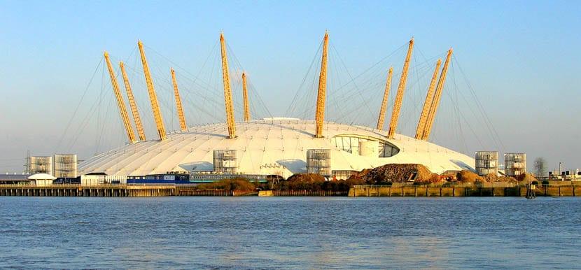 Domo del Milenio en Londres