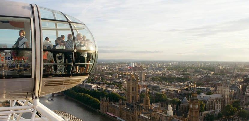 London Eye en Londres