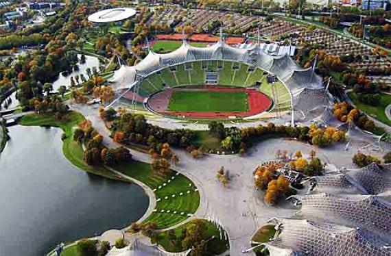 Parque Olímpico de Munich