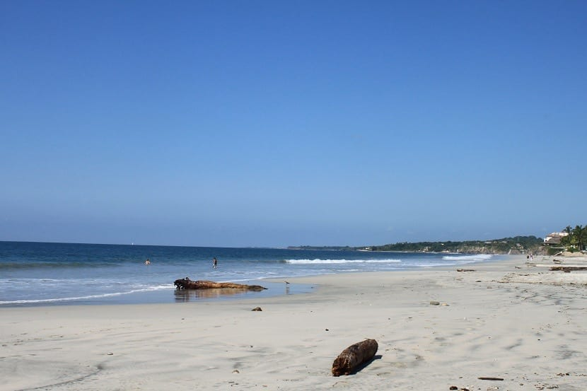 Playa de Mexico