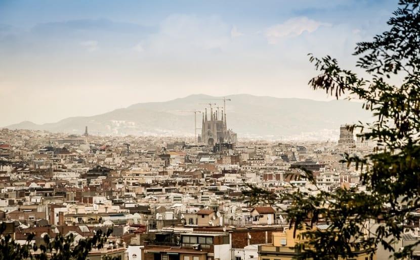 Vuelo a Barcelona