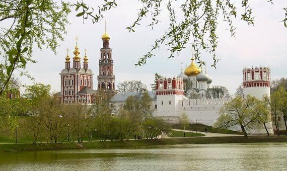 Monasterio Novedevichy