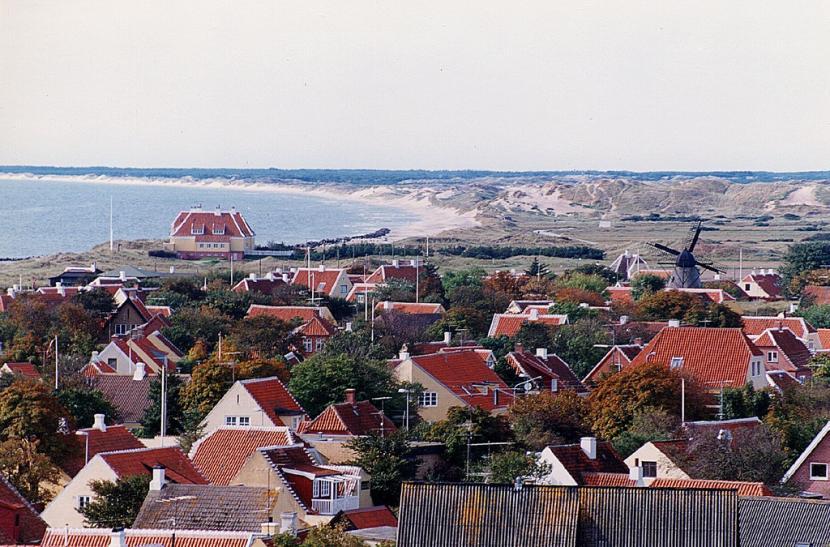Casas de Skagen