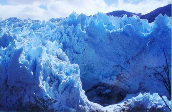 Los Glaciares en Argentina