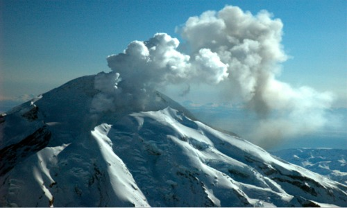 Volcán Cleveland
