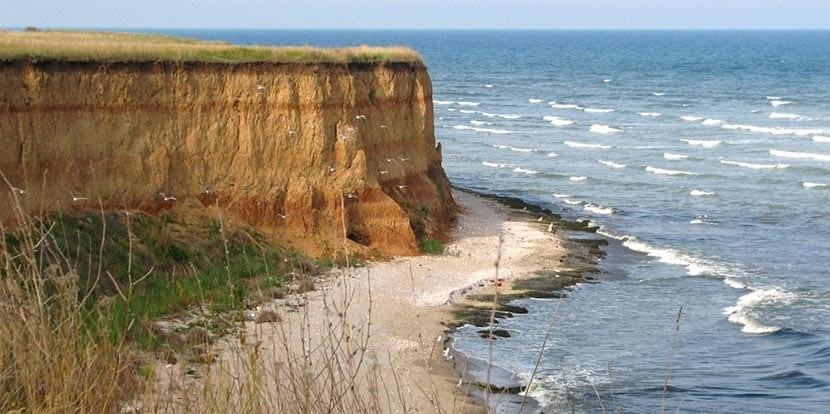 mejores playas rumania