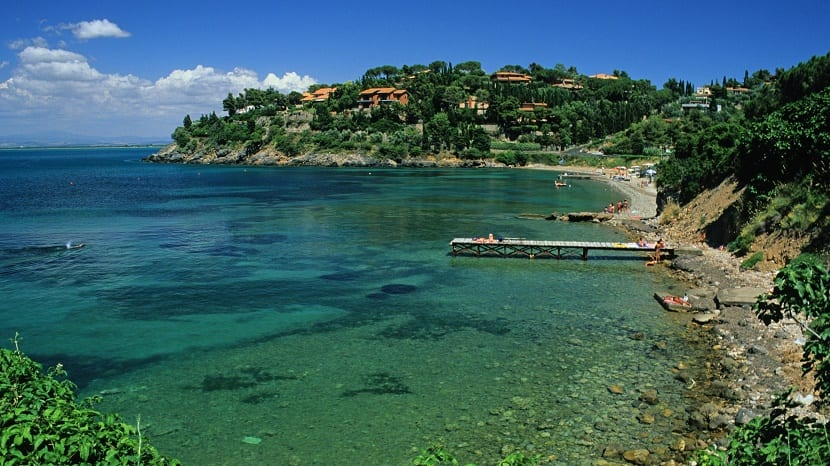 playas toscana Capalbio