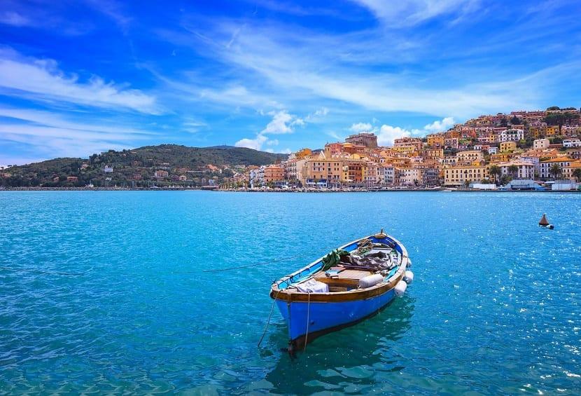 Mejores playas de la Toscana