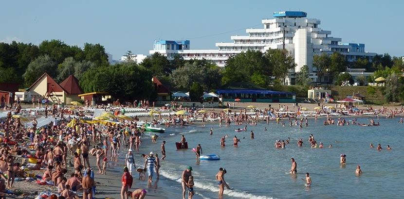 playa venus en rumania