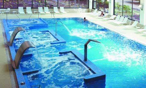 hotel balneario de guitiriz: