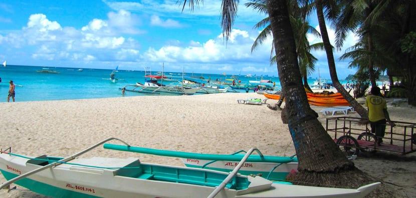 Playa de Boracay