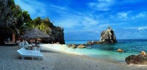 Playa de Isla Apo