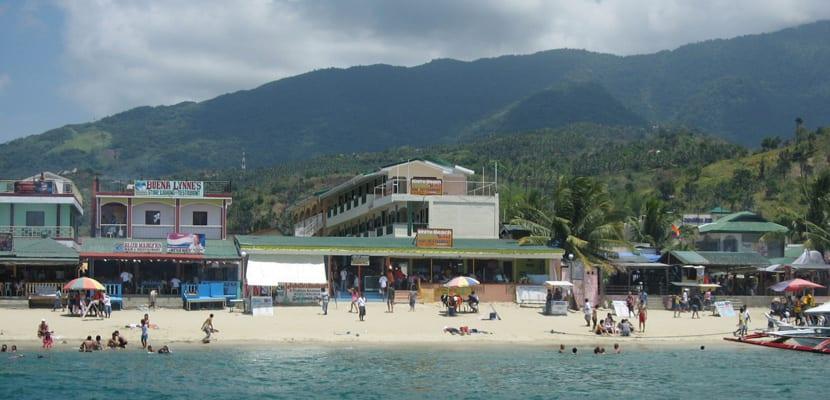 Playa de Puerto Galera