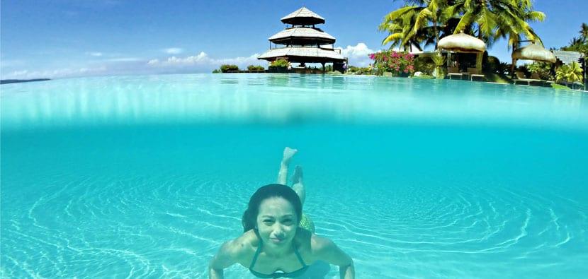 Resort en Samal