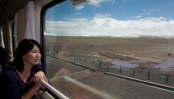 Viaje en tren China - Tibet