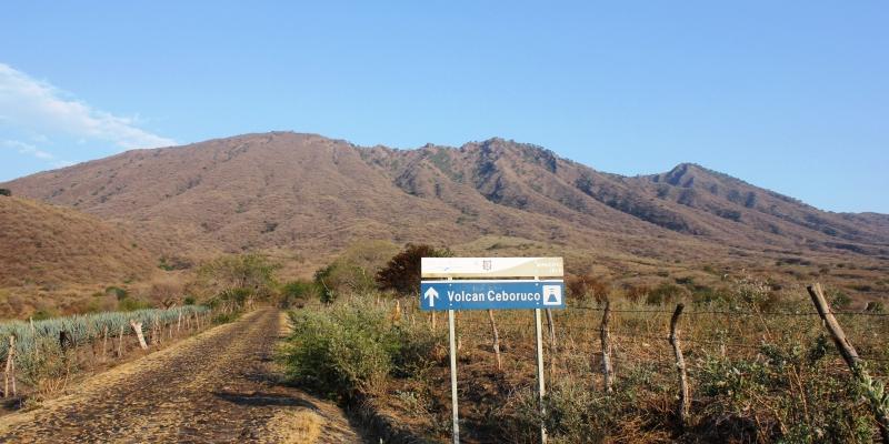 Volcán Ceboruco