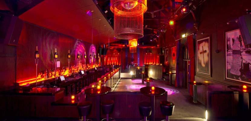 Discotecas y pubs en Aberdeen