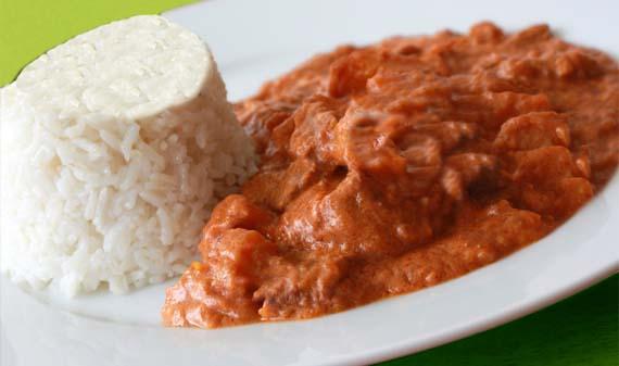 Domodah gastronomía Gambia